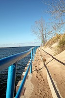 Blue Line to the Lake