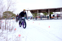 Frozen Custer Fat Bike